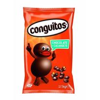Conguitos de chocolate