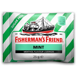 Caramelos Fisherman's Friend Original - Menta Sin Azúcar