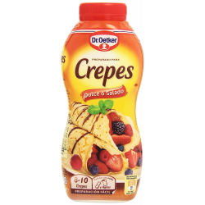Dr. Oetker - Preparado para Crepes - 175 g