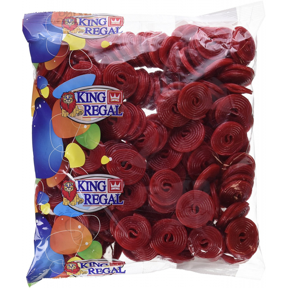 Discos Frutas 1 Kg KING REGAL
