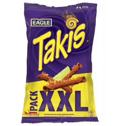 Takis Hot Fuego Snack 150 Gr