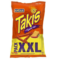Takis XtraHot Snack 100 Gr