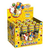 Prodigiosa: Las aventuras de Ladybug - 12 huevos sorpresa con caramelos y regalo
