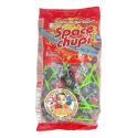 Space Chupi Color Pintalenguas INTERVAN 100 Unid