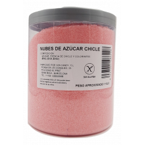 Algodón de azúcar sabor Chicle 1 Kg
