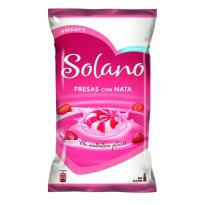 Corazón de Solano - Fresa y Nata