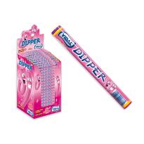 Caramelo masticable DIPPER sabor fresa