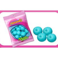 BULGARI- Bolas Azules-Marshmallow