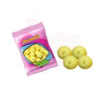 BULGARI- Bolas Amarillas-Marshmallow