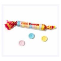 Rollitos - Mega Fizz Roll - Caramelo comprimido