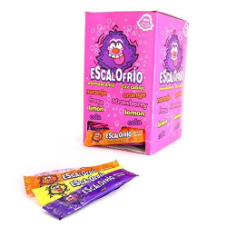 Escalofrios- caramelo comprimido efervescente