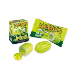 FINI-Chicle Bubble gum- Pelota Tenis
