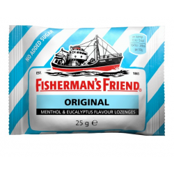 Caramelos Fisherman's Friend Original - Sin azúcar 12 Unid
