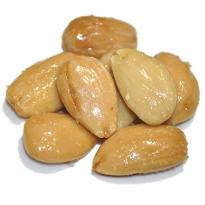 Almendra Frita Tradicional con sal 1 Kg