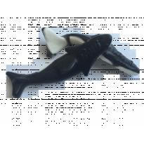 Ballena Orcas  TROLLI 1 Kg
