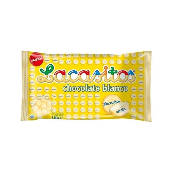 Lacasitos Chocolate Blanco