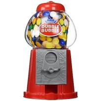 DUBBLE BUBBLE Máquina Expendedora con Hucha + 80 Gr chicles