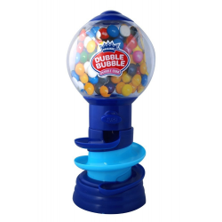 DUBBLE BUBBLE Máquina Expendedora Spiral + 75 gr chicles