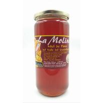 Miel de abeja - Variedad Castaño