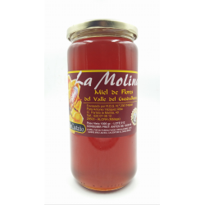 Miel de abeja - Variedad Castaño 1 Kg