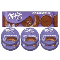 Milka CHOCO WAFER  180 Gr