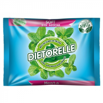 Dietorelle MENTA con STEVIA sin azúcar 800 Gr