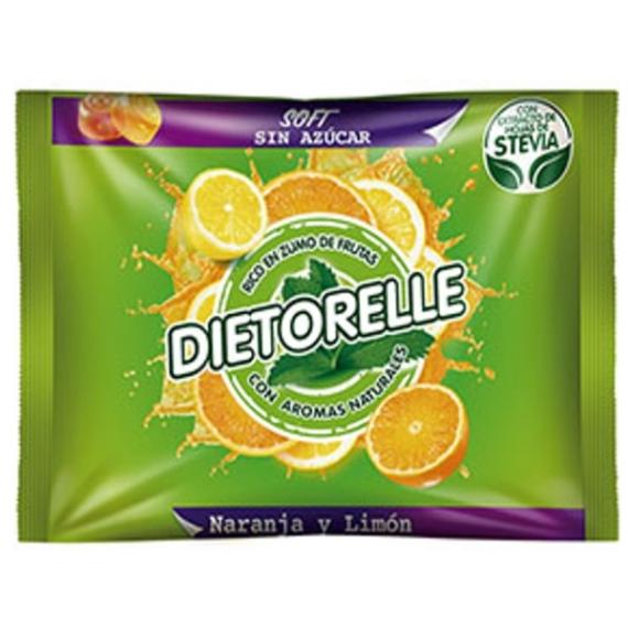 Dietorelle MORA con STEVIA sin azúcar