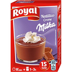 Royal Pastel Mousse de Limón - 207 Gr