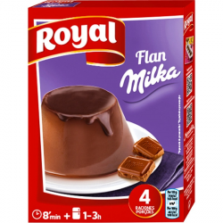 Royal Natillas de Milka - 150 Gr