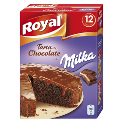 Royal Brownie Oreo - 375 Gr
