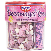 Dr. Oetker - Decomagia Rosa - 84 g
