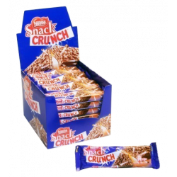 CRUNCH Snack Nestle 28 Unidades