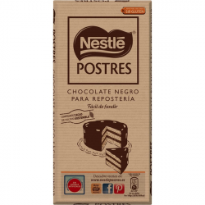Chocolate Negro para Repostería NESTLÉ 250 Gr