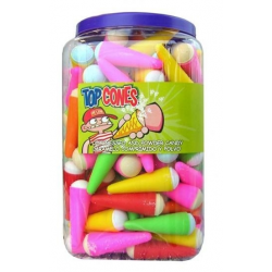 Top Cones 150 Unidades TOP CANDY