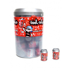 Cool Cola  50 Unidades TOP CANDY