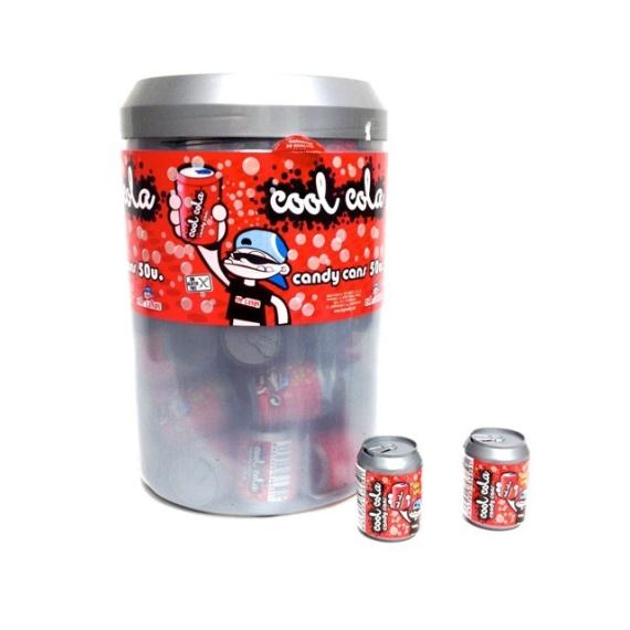 Cool Cola  50 Unidades TOP CANDY