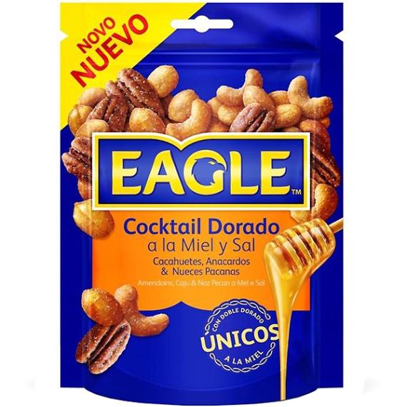 Cocktail Dorado a la Miel y Sal 75 GR EAGLE