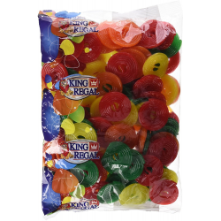 Discos Frutas 1 Kg KING REGAL