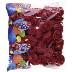 Discos Fresa  2 Kg KING REGAL