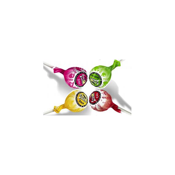 Surtido de Frutas  SUPER VAMPIRO  200 Unid