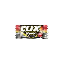 Clix One FRESA PLÁTANO Sin Azúcar 200 Unid