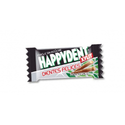 HAPPYDENT XYLIT Chicle MENTA REGALIZ 200 Unid