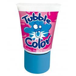 Tubble Gum Color FRAMBUESA Pintalenguas LUTTI 18 Unid
