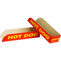 Envase HOT DOG Perrito Caliente 50 Unid