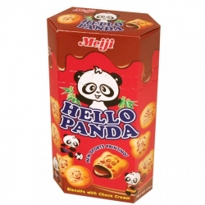 Hello Panda galletas 10 Unid