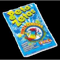 Peta Zetas Gum - Sabor Tutti Frutti  50 Unid