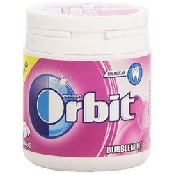 Orbit Box Gragea Bubblemint 6 Unid
