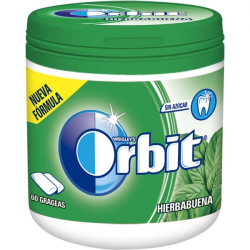 Orbit Box Gragea Hierbabuena 6 Unid