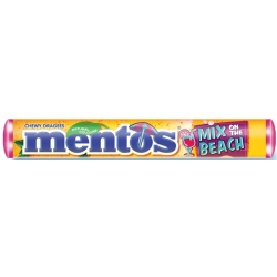 Mentos Mix On The Beach 20 Unid
