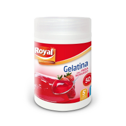Gelatina Neutra  ROYAL  650 Gr